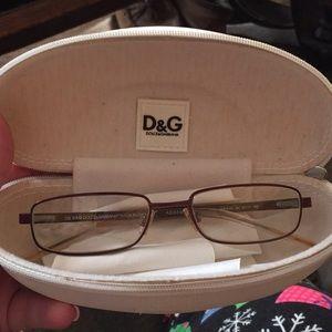 Dolce & Gabbana Eyeglasses Frame DG 4152